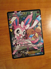 NM FULL ART Pokemon SYLVEON EX Card GENERATIONS Set RC32/RC32 Radiant Collection