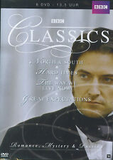 BBC Classics : North & South, Hard Time, Great Expectations, The Way ... (6 DVD)