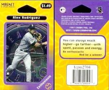 1997 Crown Pro Alex Rodriguez Magnet - MINT in Package