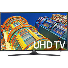 Samsung UN50KU6300 - 50-Inch 4K UHD HDR Smart LED TV