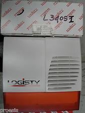 LOGISTY HAGER L3405I sirena esterni autolimentata lampeggiante wireless
