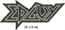 Edguy - logo patch - FREE SHIPPING