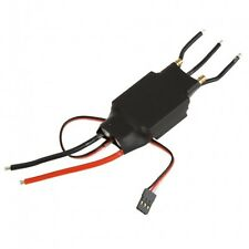 60A Brushless Water Cooling Speed Controller ESC with 5V/3A SBEC for RC Boat