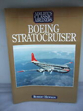 Boeing Stratocruiser by Robert Hewson - Illustrated 2001