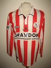 Sparta Rotterdam 120 years Holland football shirt soccer jersey voetbal size L