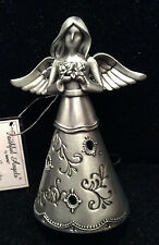 NEW Pewter Faithful Angel of Serenity Figurine by Ganz