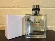 Chanel Allure Homme Sport COLOGNE EDT 3.4 oz / 100 ml