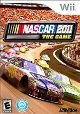Nintendo Wii NASCAR The Game 2011