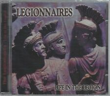 THE LEGIONNAIRES - LIFE IN THE LEGION (still sealed cd) STEP CD 147