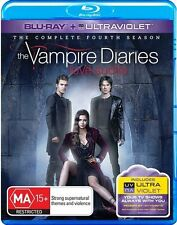 Vampire Diaries : Season 4 (Blu-ray, 2013, 4-Disc Set)