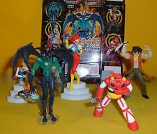 NAGAI GO WORLD fullSET BANDAI DEVILMAN Amon CUTIE HONEY GETTER VIOLENCE Jack Fig