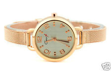 New Design Fashion Woman Watch - Hot Selling Metal Strap Ladies Watches