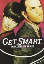 Get Smart ~ Complete Series ~ Season 1-5 (1 2 3 4 5) ~ BRAND NEW 25-DISC DVD SET