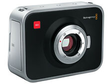 Blackmagic Cinema Camera MFT - 2.5K RAW, SSD Recorder, Thunderbolt, UltraScope