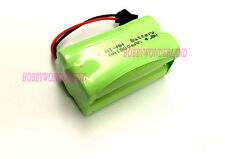 4.8V Ni-MH 1800mAh AA (2*2 ) Battery w/. SM Connector for RC Boat Car,Truck x 1
