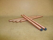 Carbon arc Brazing carbons 8.0mm x 6 rods