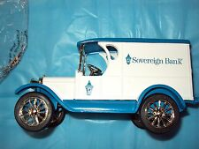 Replica 1923 Chevrolet Delivery Van  - Sovereign Bank Die Cast Metal  Bank