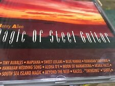 Henry Kaleialoha Allen Magic of Steel Guitar (CD) FAST SHIPPING