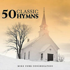 Mike Curb Congregation 50 Classic Hymns (2CD) CD
