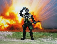 Chap Mei 1:18 Soldier Force 3.75 GI Joe Figure US SEAL Sea Operation K1044_E