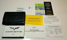 2007 CHEVROLET CORVETTE USER OWNERS MANUAL V8 7.0L 6.0L Z06 COUPE INDY PACE SET