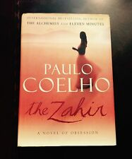 The Zahir by Paulo Coelho - First Edition, First Printing. SIGNED!!!