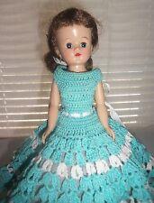 """1950s VOGUE 10"""" Jill Doll w/ Original Stand, Heels"""