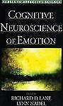 Cognitive Neuroscience of Emotion (Series in Affective Science), , Acceptable Bo