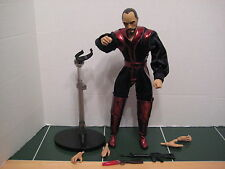 DC Exclusive LOOSE  General Zod 12 inch Figure with Stand SuperMan