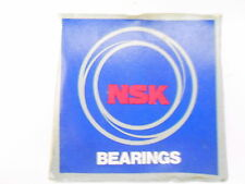 6204 ZZ Metal Sealed Bearing 20mm X 47mm X 14mm nsk two bearings