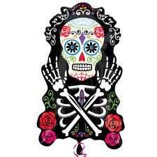 Halloween Giorno dei Morti Supershape Lamina Palloncino Decorazione