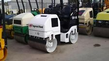 SYDNEY MACHINERY HIRE 1.5 TONNE SMOOTH DRUM COMPACTION ROLLER DRY HIRE - TRAILER