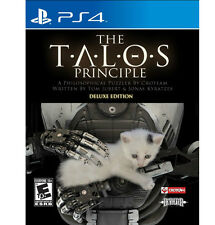 The Talos Principle *Deluxe Edition* for PlayStation 4 PS4