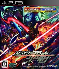 USED PS3 Strider Hiryu CAPCOM Japan Import Games Free Shipping  PlayStation 3