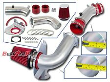 BCP RED 1999 2000 2001 2002 2003 2004 Mustang 3.8L V6 Cold Air Intake