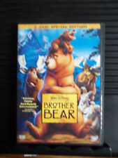 Brother Bear (DVD, 2004, 2-Disc Set, Special Edition) Like New