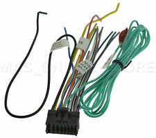 WIRE HARNESS FOR PIONEER AVIC-X910BT AVICX910BT *PAY TODAY SHIPS TODAY*