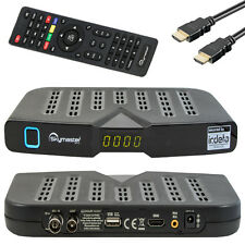 Skymaster DTR 5000 Freenet TV DVB-T2 Terrestrial Digital HD Receiver HEVC 265