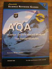 Lonsdale 2004 The Essentials of AQA Science GCSE Higher Tier Revision Guide