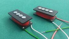 Masters of Wood (MOW) 4 String P Bass Pickup Neodymium