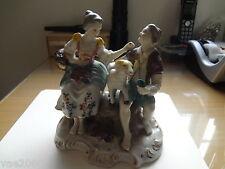 Porcelan full size figurine.