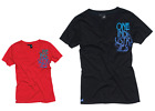 ONE INDUSTRIES WOMENS T-SHIRT top PEDRO TEE BLACK OR RED motocross mx