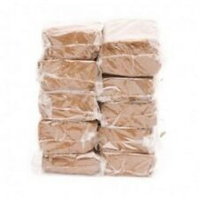 10 - 650g BRICKS CoCo Coconut COIR Soil Fiber Amendment GROWING Medium GARDENING