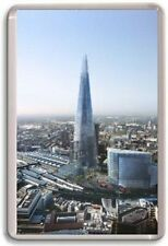The Shard London Fridge Magnet 02