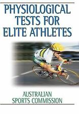 Physiological Tests for Elite Athletes: Australian Sports Commission