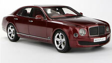 Bentley Mulsanne Speed (2014) Rubinho red 1:18 Kyosho 08910R