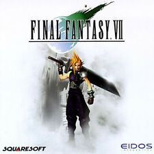 FINAL FANTASY 7 VII kpl. Deutsch für PC