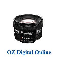 New Nikon Nikkor AF 20mm 20 mm F/2.8 f2.8 D f/2.8D Lens