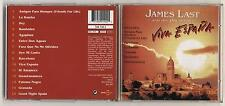 Cd JAMES LAST Viva Espana PERFETTO Polydor 1992 and his Orchestra