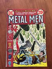 DC Comic's METAL MEN  (1973)  ISSUE #'s: 40 and 44 Readable, but worn